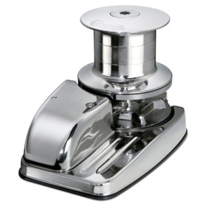 DK6 X Vertical Windlass With Drum