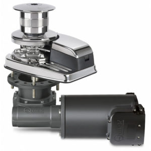 DR4 Vertical Windlass With Drum